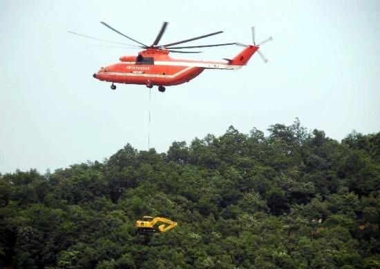 其中固定翼飞机29架;直升机20架