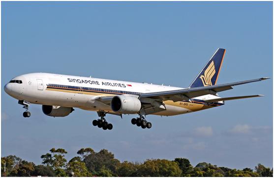 新加坡航空公司标志